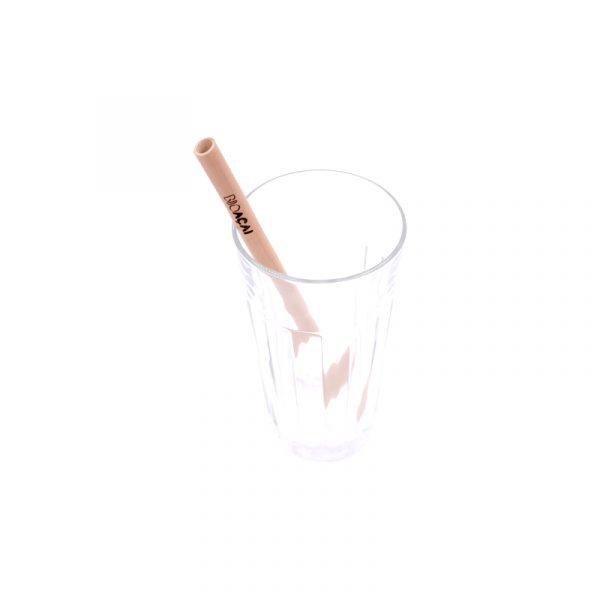 Caña de Bambú para Vasos